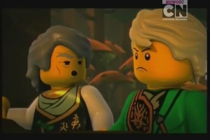 Lego Ninjago Mistrzowie Spinjitzu Odcinek 51 Zapomniane żywioły